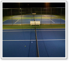 Tennis Court Sport Surface