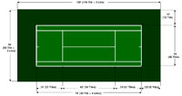 Junior Tennis Court Package